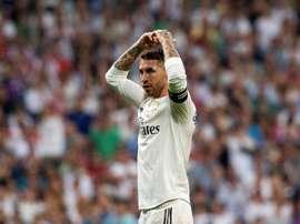 No hay descanso para Sergio Ramos. EFE