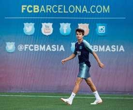 Riqui Puig est le joueur du moment. EFE