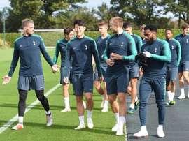 El Tottenham quiere reforzar su plantilla. EFE