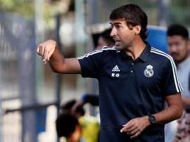Raul, about to become a professional coach. EFE