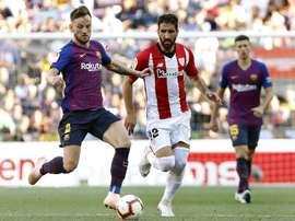O Barça desmente os rumores. EFE/Archivo