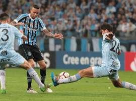 FC Porto e Grémio negociam a transferência de Luan. EFE