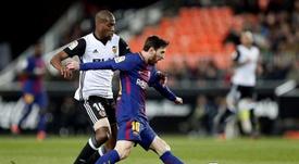El Cholo cree que Kondogbia dará múltiples posibilidades al Atlético. EFE
