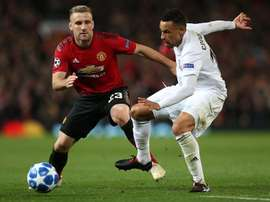 Shaw wants United to turn Old Trafford back into a fortress. EFE