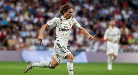 croata Luka Modric (i). EFE/Archivo