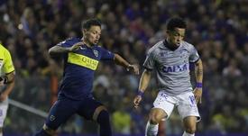 Zárate no podrá tomarse la revancha con el 'Millonario'. EFE