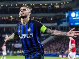 Nainggolan e Inter marcaron para el Inter. EFE