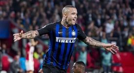 A Inter quer se desfazer de Nainggolan. EFE