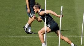 Bale no jugó con Gales en el parón. EFE
