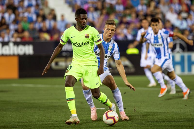 Dembélé fait encore parler de lui, Piqué réagit — Barça
