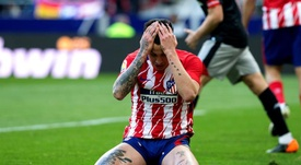 El club anunció el contagio del jugador.