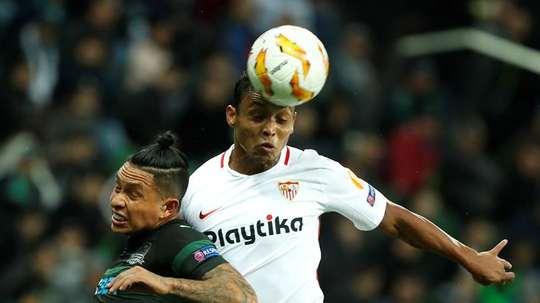 El Sporting de Portugal ya se interesó por Muriel en verano. EFE