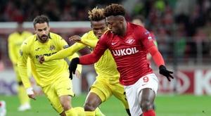 Zé Luis pourrait quitter le Spartak cet été. EFE