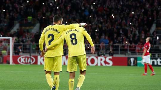 El Villarreal recibe al Atlético. EFE