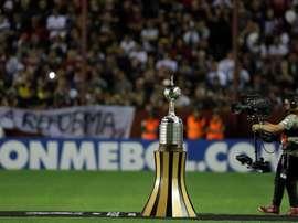 Se sortean la Libertadores y la Sudamericana. EFE