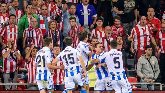 The Copa del Rey final could be delayed for up to a year. EFE