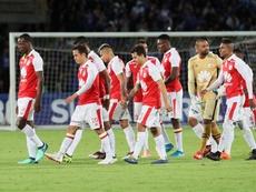 Independiente Santa Fe abrirá los cuartos de la Copa Sudamericana. EFE/Archivo