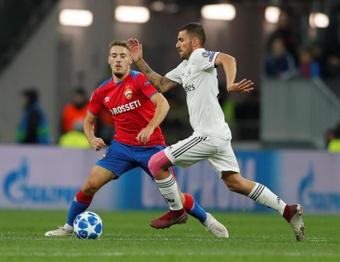 Nikola Vlasic podría fichar por el West Ham. EFE