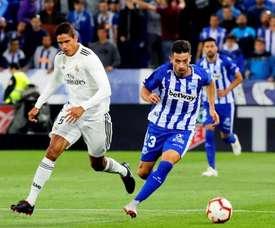 Jony cumule le même nombre de passes décisives que Messi. EFE