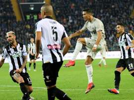 Compos probables Juventus-Udinese. EFE