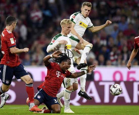 Arsenal want to sign Ginter. EFE