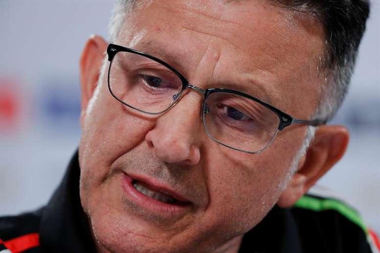 Osorio, a un paso de Atlético Nacional. EFE/Archivo