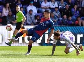 La clause de Fernando Calero est de onze millions d'euros. EFE