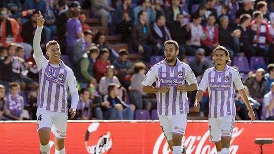 Valladolid y Eibar conocieron nuevos horarios. EFE