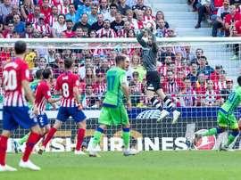 Le Betis a refusé l'offre de la Roma. EFE