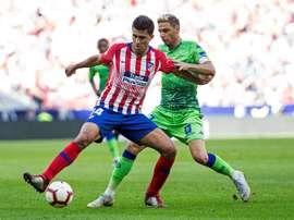 Rodrigo, close to Manchester City. EFE