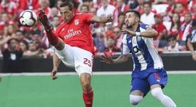 Bruno Lage elogiou Héctor Herrera. EFE