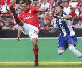 Héctor Herrera ne bougera pas. EFE