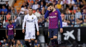 Les clés du transfert de Rodrigo au Barça. EFE