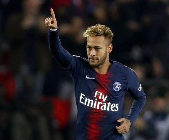 Neymar could return to his former side. EFE