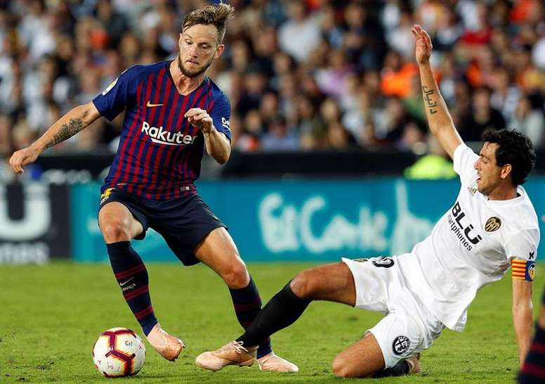 El Barça tasa a Rakitic en 55 millones. EFE