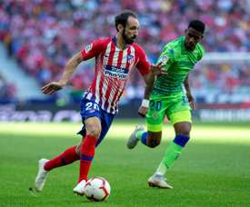 Juanfran has informed the club he will leave at the end of the season. EFE