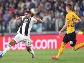 Ancelotti coge posiciones para llevarse a su deseado Emre Can. EFE