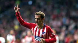 Griezmann could team up with France team-mate Kylian Mbappe. EFE