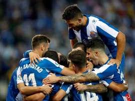 El Espanyol venció al Cádiz el año que ganó la Copa. EFE