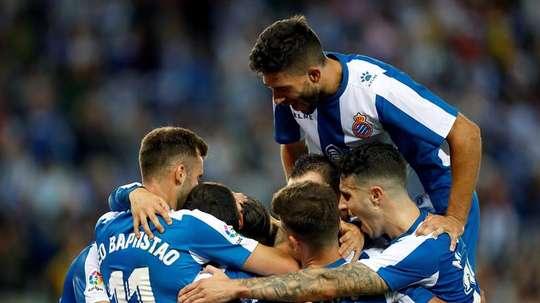 El Espanyol jugará ante el Huesca este domingo. EFE