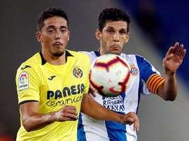 Le joueur ne veut pas quitter son club. EFE