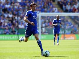 United want Chilwell. EFE