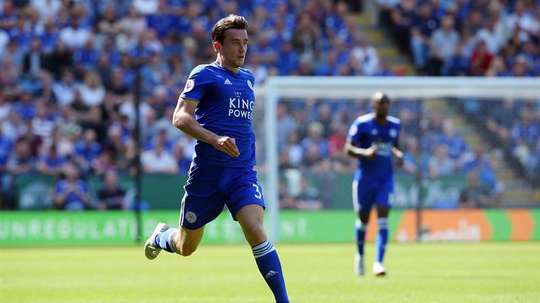 Chilwell has attracted interest from the reigning champions. EFE