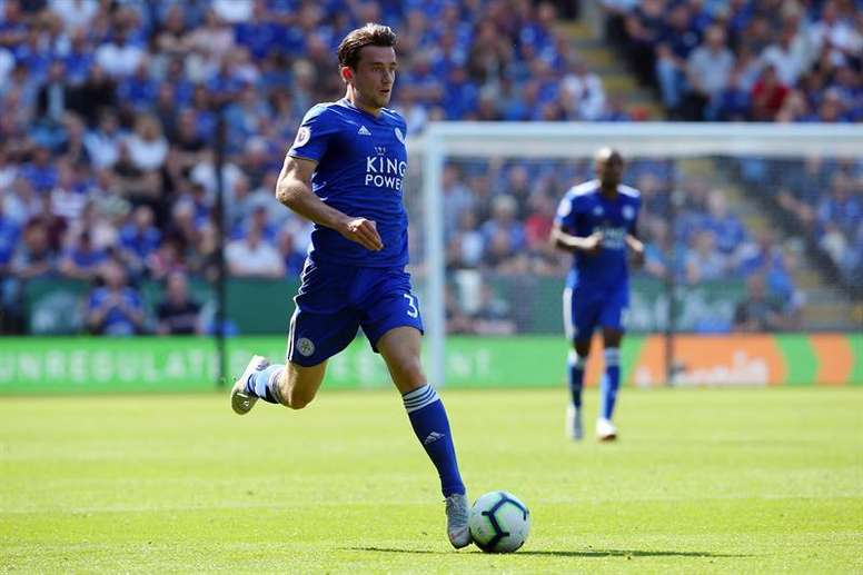 Guardiola veut Chilwell. EFE/Archive