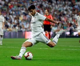 Asensio has risen to the challenge at Madrid following Ronaldo's exit. EFE