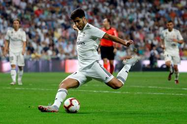 Real Madrid will be looking to turn around their poor form. EFE