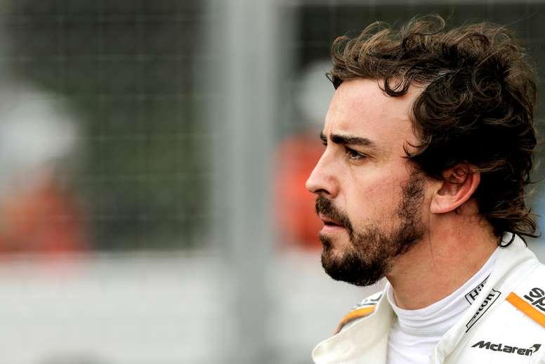 Fotografía de archivo del 27/05/2018 del piloto de Fórmula Uno español Fernando Alonso en el circuito de Monte Carlo, en Mónaco. EFE/Archivo