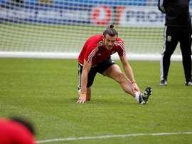 Bale ne jouera pas face à l'Espagne. EFE