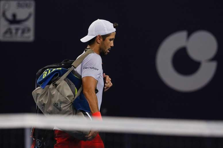 El tenista español Fernando Verdasco. EFE/Archivo