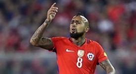 Vidal is keen to secure more regular football at Barcelona. EFE